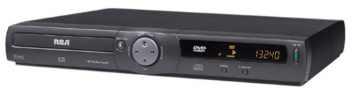Great Features Of RCA RC5215 DVD Player