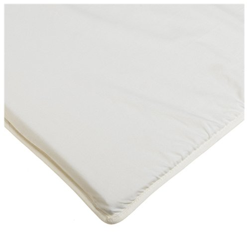 Arm's Reach Mini Co-sleeper 100% Cotton Natural Sheet Product Image