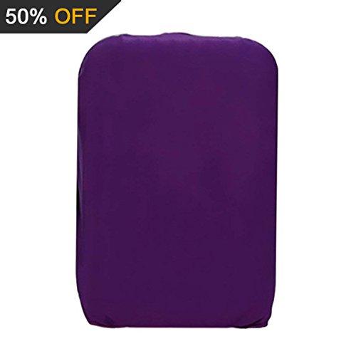 HIKONG Copertura Antipolvere Protezione Elastica Proteggi Valigia Bagaglio Mano Protettore Bagagli Cover Suitcase 18-30 Pollici Valigia Non Inclusa