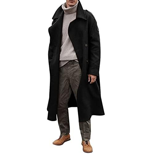 cappotto uomo a quadri HAMU Giacca Impermeabile da Uomo Giacca Impermeabile Uomo di Pelle Giacca a Quadri Montgomery Cappotto Cappotto Uomo Lungo Giacca Camicia Giubbini Cappotto Cammello Uomo Felpe Uomo