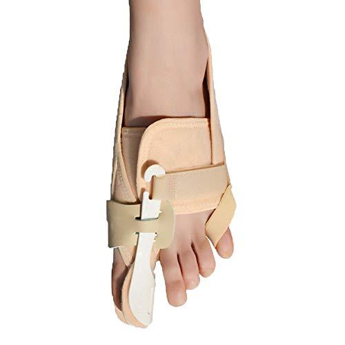 HALLUX Corrector de Juanetes - Ortesis valgus - juanetes correctivos Huesos pequeños deformados de Dedo del pie pequeño - Aliviar el Dolor - Unisex,Left-L:EU39-45