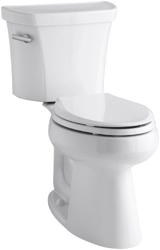 Kohler K-3889-0 Highline Comfort Height Toilet