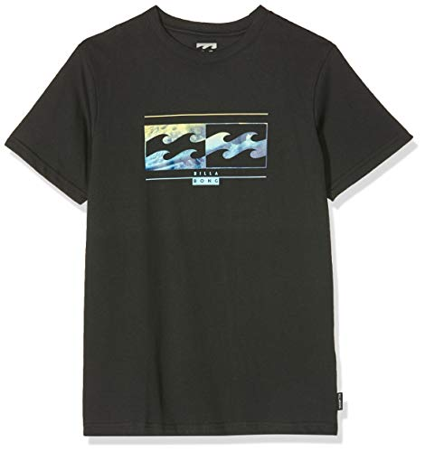 BILLABONG Inversed SS tee Camiseta, Negro (Black 19), One Size (Tamaño del Fabricante: XS) para Hombre