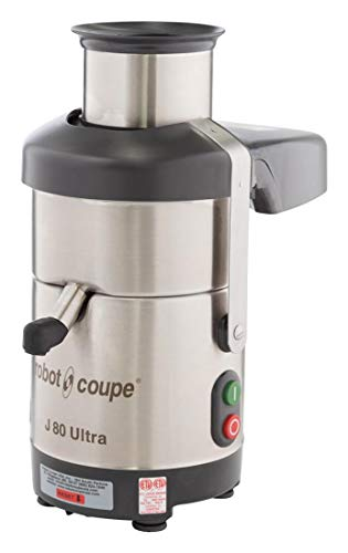 Robot Coupe J80 Ultra Automatic Juicer with Pulp...
