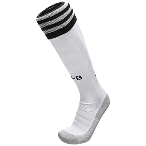 Adidas DFB Home Stutzen Socken Socks (XL, White/Black)
