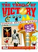 The Thrill of Victory: 1996 Summer Olympic Games Sticker Activity Book