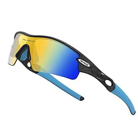 【本日最終日】RIVBOS UV400紫外線カット対応 偏光レンズ軽量スポーツサングラス 専用交換レンズ5枚セット 各モデル 790円から!2000円以上 or プライム会員は送料無料!