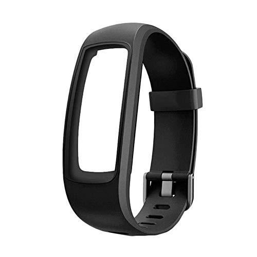 BEAUTOP Cinturino per orologioper Braccialetto Smart ID107 Plus,Cinturino per Cinturino in Silicone di Ricambio per Orologi Sportivi