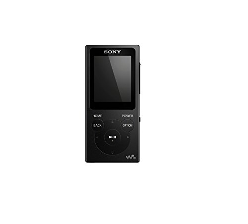 Sony NW-E393 Walkman (4GB, UKW-Radio, 35h Akku)