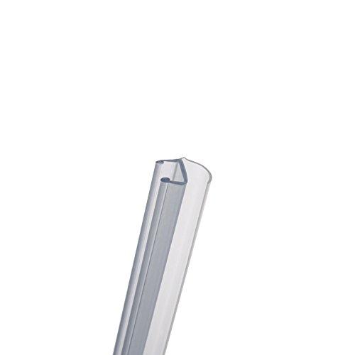 Schulte D2900 Premium Dichtung vertikal/senkrecht für Duschkabine, Transparent