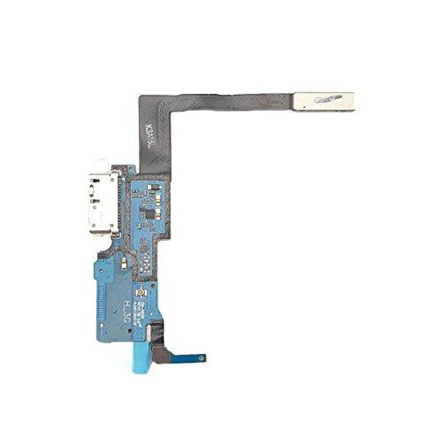 Smartex® Dock Connector Ladebuchse kompatibel mit Samsung Galaxy Note 3 (N900 N9000) - Charging Flex