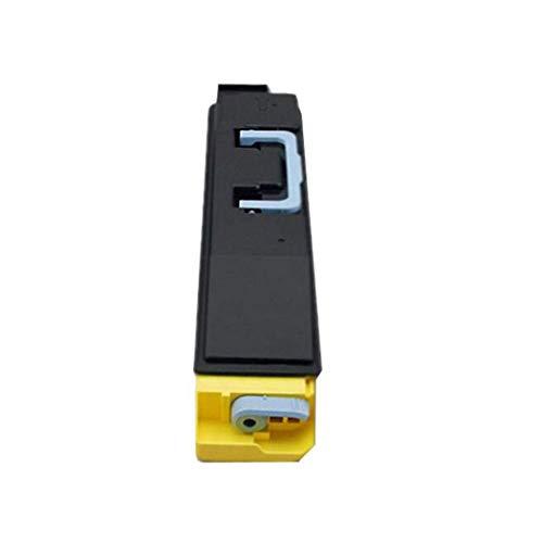 Compatible con el cartucho de tóner Kyocera TK-868 para Kyocera250ci 300ci Capier Cartridge Toner, 4 colores Negro 20000 Páginas Color 12000 Páginas yellow