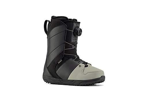 Ride Anthem Mens Snowboard Boots Sz 11.5 Moss -  R200300803115