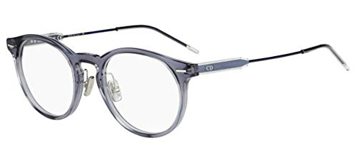 Dior BLACKTIE236 PJP 50 Gafas de Sol, Azul (Blue), Hombre