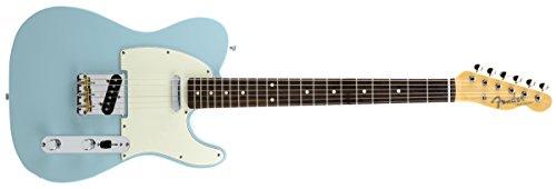 Fender エレキギター MIJ Hybrid '60s Telecaster®, Rosewood,  Sonic Blue
