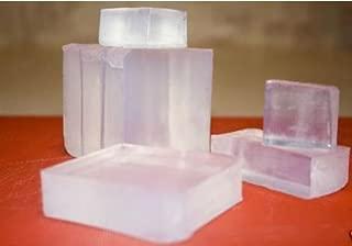 5 Lb Clear Glycerin Melt & Pour Soap Base Organic