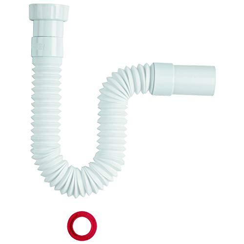 Sanixa Universal-Abflusssiphon flex 1 1/2