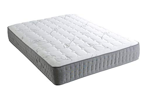Daniel Beds & Furniture ltd Hybrid Memory 1000 pocket series mattress (Superking)