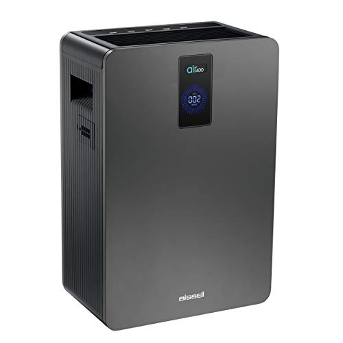 Bissell air400 Professional Air Purifier with HEPA and Carbon Filters for...