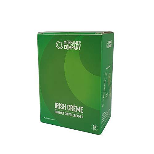 The Creamer Company Irish Crème Crema de café UHT (20)