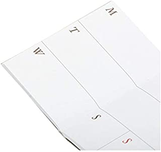 THUN ® Mini Weekly Planer New York - lijn Teddy on The Road - 10,5 x 7,5 x 0,8 cm