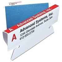 Labelingシステム、25タブ、32ラベル、32ラベルプロテクター、Sold As 1ボックス、25各perボックス