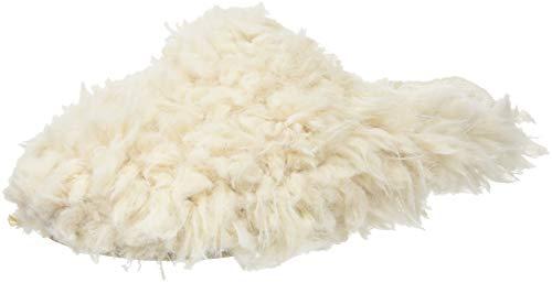 Gioseppo 46793-P, Zapatillas de Estar por casa con talón Abierto Mujer, Beige (Beig Beig), 37 EU