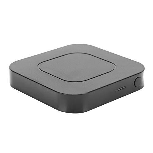 Mxzzand Adaptador de Audio Bluetooth 5.0 para transmisor Receptor de Audio AUX 3.5MM Jack