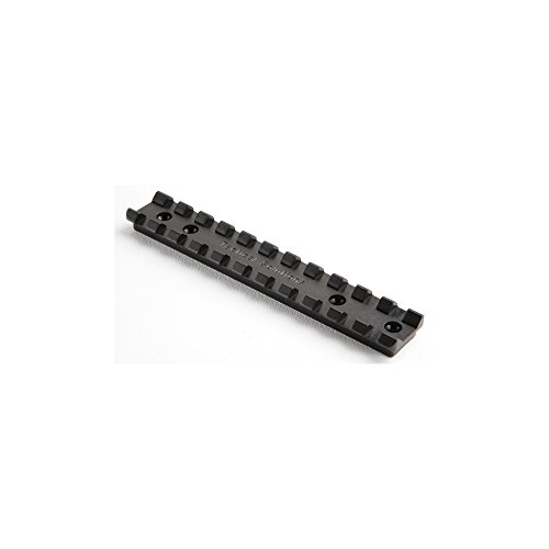 Tactical Solutions Picatinny Style Ruger 10/22 Base, Matte Black