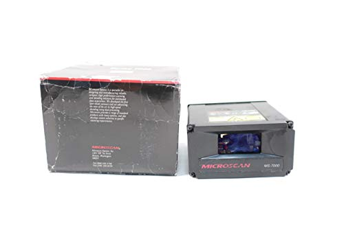 Great Features Of MICROSCAN MS-7000 FIS-7000-0001 Fixed Mount Scanner