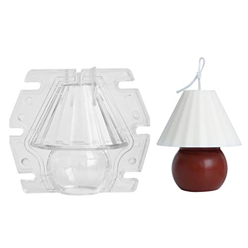 josietomy DIY candle moulds, candle moulds for casting, table lamp mould for making paraffin, wax, beeswax candles