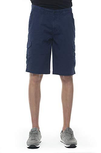 Woolrich Bermuda Blu da Uomo Casual