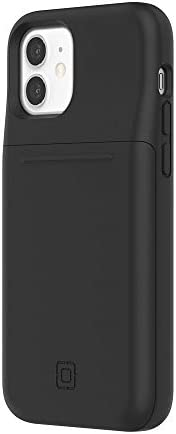 Incipio Stashback Case Compatible with iPhone 12 iPhone 12 Pro Jet Black product image