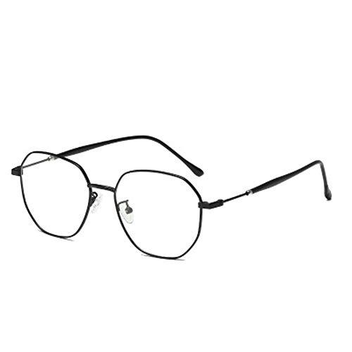 BLCC Anti-Blaulicht-Brille, große quadratische Gläser, flacher Spiegel, geeignet gegen Ermüdung der Augen, entlastet trockene Augen, Sicherheit der Augen, der Rahmen ist dünn, leicht und flexibel5