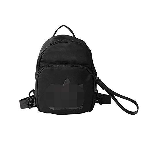 Gwrdnjpjc Travel Leisure Sports Backpack-Black