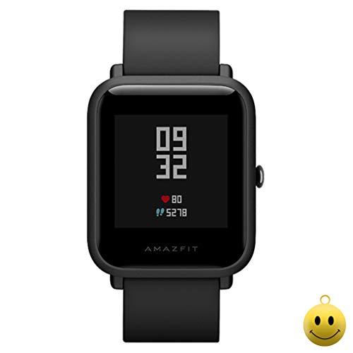 Original Xiaomi Amazfit Bip Huami Mi Smartwatch Monitor de ritmo cardíaco en tiempo real Resistente al agua Sports FitnesTrackers Youth Edition International Version