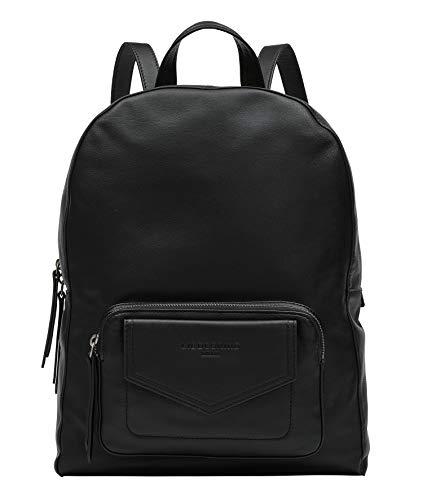 Liebeskind Berlin Sara Backpack Rucksackhandtasche, Large (38 cm x 28 cm x 14cm), black