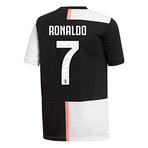 adidas Juventus Home Ronaldo 7 Jersey 2019-2020 (Official Printing) - XXL