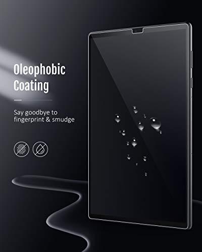 MoKo Folie Kompatibel mit Lenovo Tab M10 Plus 606F, HD 9H Panzerglas Displayschutzfolie Glas Displayschutz Glasfolie Screen Protector Kompatibel mit Lenovo Tab M10 Plus 606F - Transparent