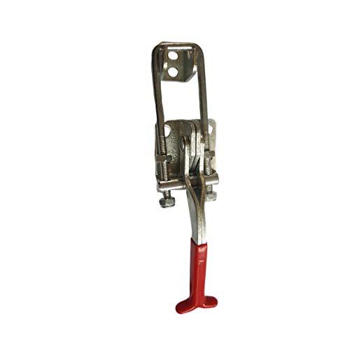ULTECHNOVO abrazadera de palanca herramienta de mano de abrazadera de metal ajustable...