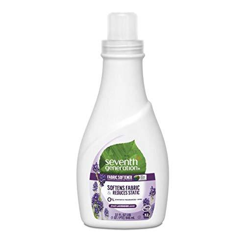 Seventh Generation Natural Fabric Softener - Lavender - 32 Ounces- 3 Pk