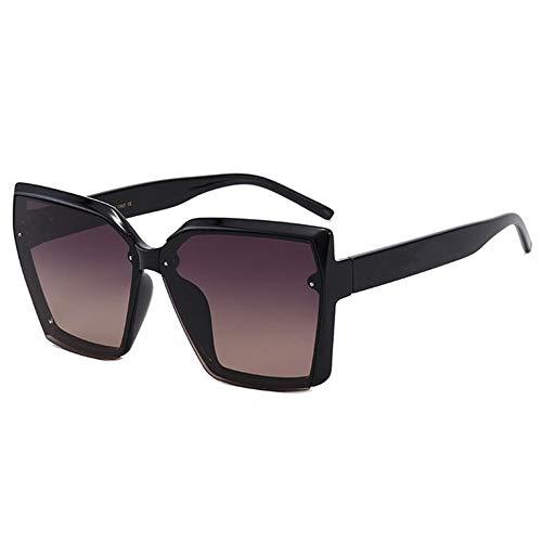 WOXING Aire Libre Deportes Viajes Conducir Correr Gafas,Rectangulares Vintage Polarizadas Clásico Ligeras Gafas De Sol,Gafas,Mujere Mujer Gafas-D 13.9x6cm(5x2inch)