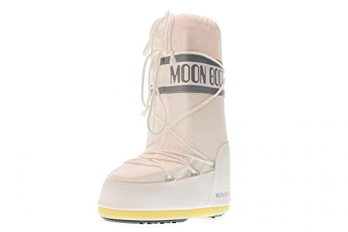 Moon Boot 140044, Stivali Invernali Unisex, Bianco (Bianco 6), 39-41