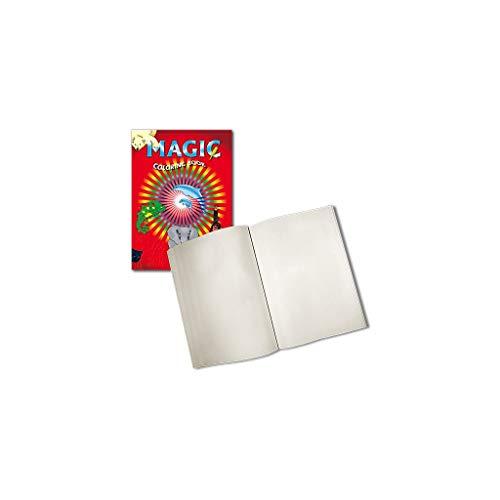 Magic Coloring Book by Di Fatta Magic - Trick