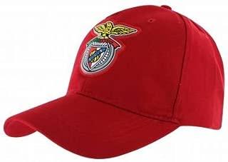 Benfica Official SL Soccer Crest Baseball Cap