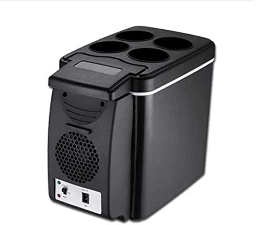 YQDSY 15L 12V Compresor Refrigerador/Refrigerador de Coche/Refrigeración para el Hogar, Calefacción, Picnic/Viajes, Alenamiento Y Preservación digital