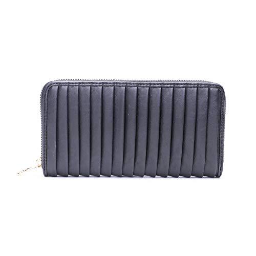 Liu-jo accessori 2 - Portafogli col. 22222 nero NA0017E0010