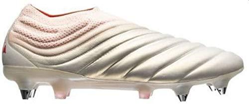 adidas Hombre Copa 19+ SG Zapatos de Fútbol Blanco, 48