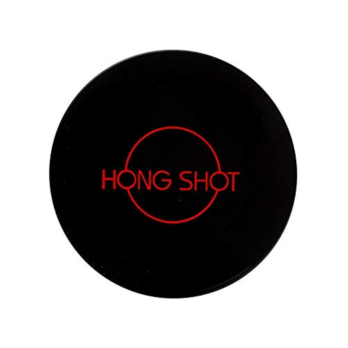 調整する振動する系統的[HONG SHOT] ホンシャトパワーラスティングコンシルファクト 16g / HONGSHOT POWER LASTING CONCEAL PACT 16g / Hongjinyoung PACT [並行輸入品] (21号)