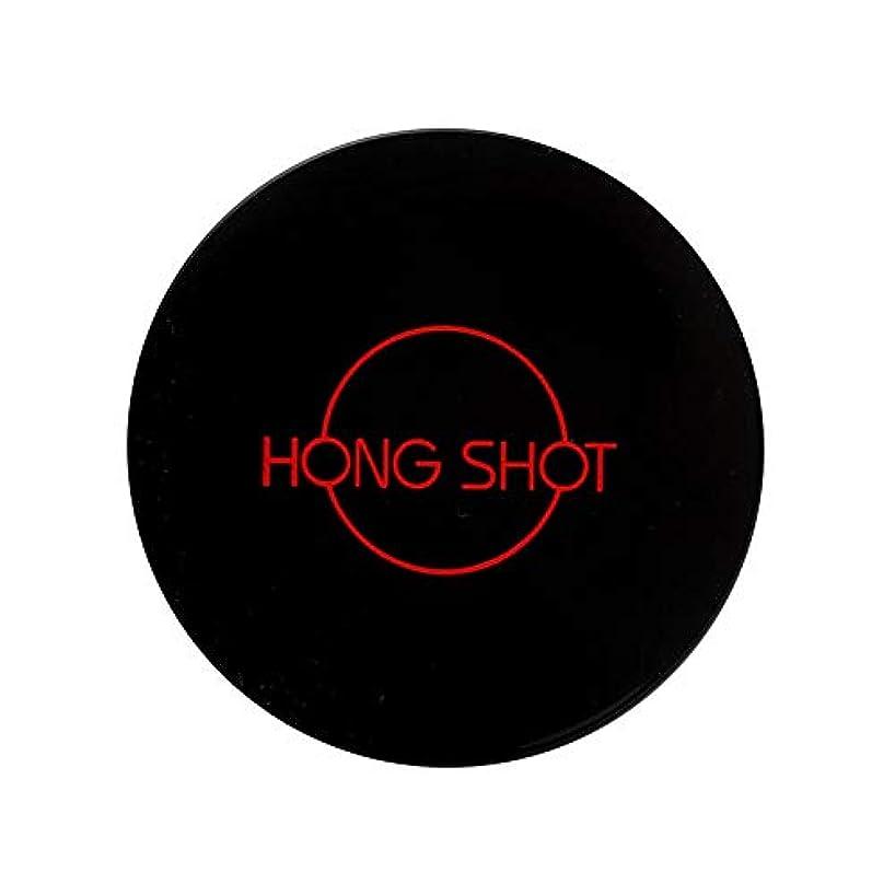 軸グループ弾丸[HONG SHOT] ホンシャトパワーラスティングコンシルファクト 16g / HONGSHOT POWER LASTING CONCEAL PACT 16g / Hongjinyoung PACT [並行輸入品] (21号)